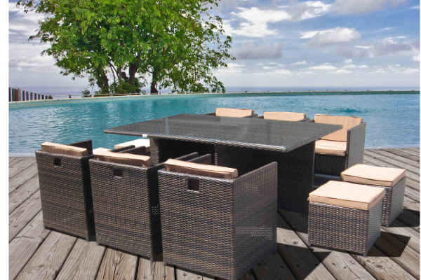 Offerta arredamento arredamento e per ristoranti with for Arredo giardino rattan offerte